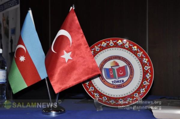 В Баку открылась образовательная выставка университетов Турции