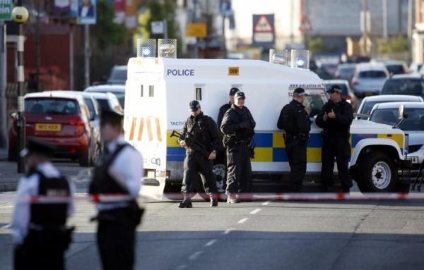 Из-за автомобиля совзрывчаткой вДублине эвакуировали граждан нескольких улиц
