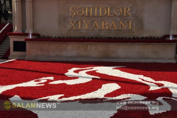 Столица Азербайджана отмечает 23-ю годовщину трагедии 20 Января