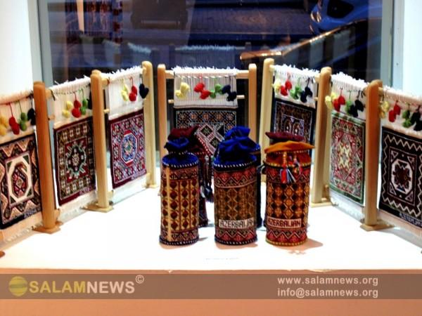 """В """"Baku Creative Center"""" открылась выставка образцов прикладного искусства"""