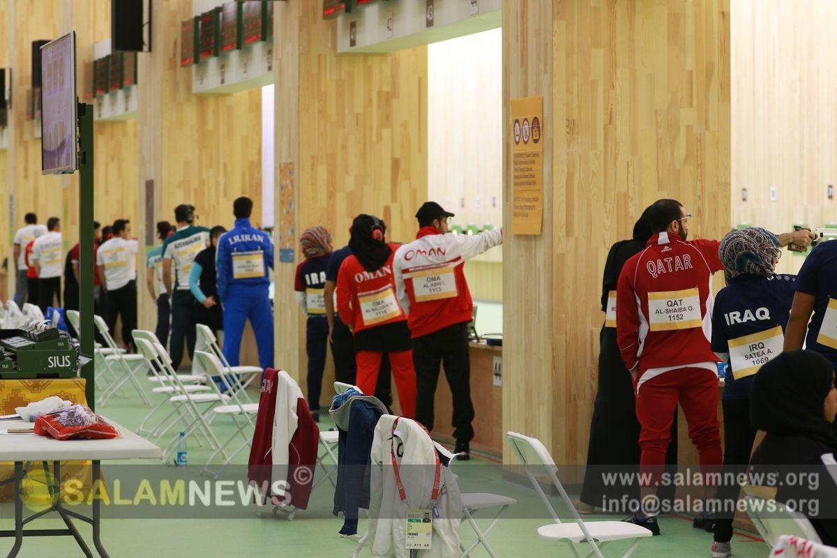 IV İslam Həmrəyliyi Oyunlarının atıcılıq yarışları başa çatıb
