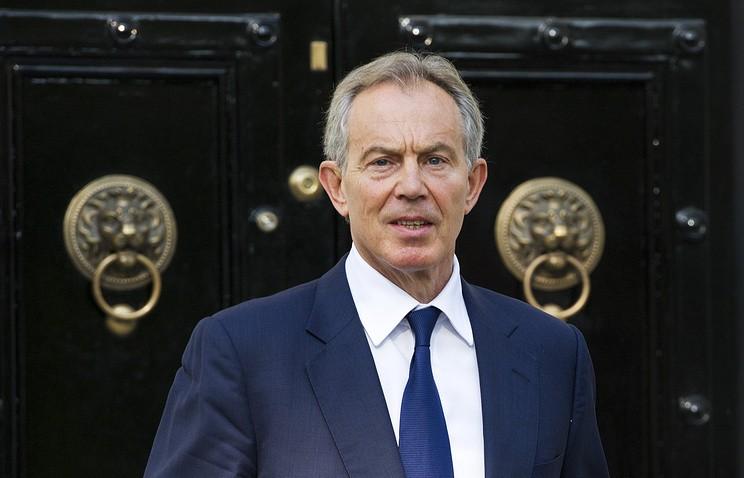 Бывший премьер-министр Англии Тони Блэр возвращается вбольшую политику