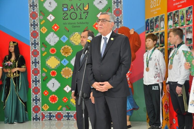 """""""Zəfər günləri"""" tədbirində qalib idmançılara hədiyyələr təqdim edilib"""
