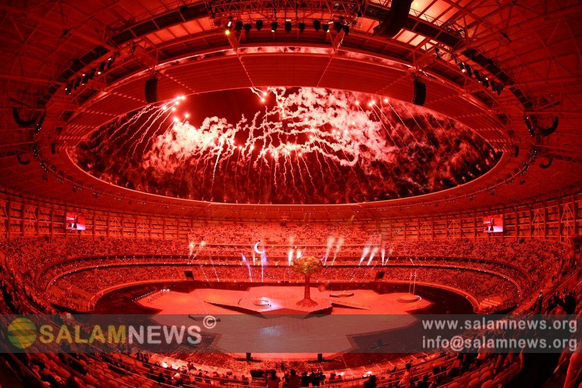 """Церемония закрытия Исламиады завершилась концертом """"Единство"""""""
