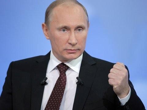 Путин: РФ готова наращивать сотрудничество вборьбе стерроризмом