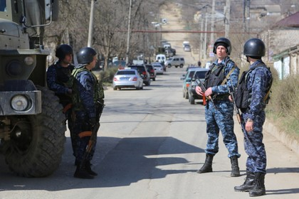 ВИнгушетии боевики напали напост ДПС