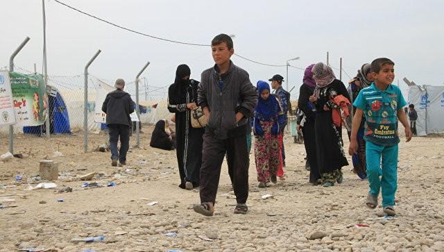 ООН предупредила осотнях тысячах беженцев изМосула