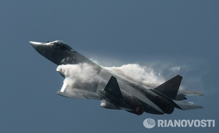 Новый русский истребитель Т-50 превратили в«убийцу кораблей»