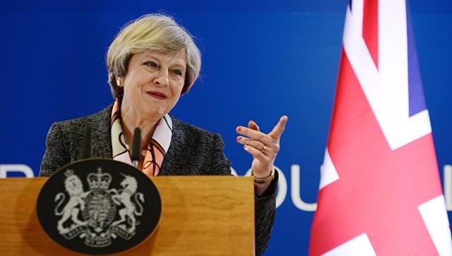 Тереза Мэй сообщила овозможности реализации брексита без соглашения с EC