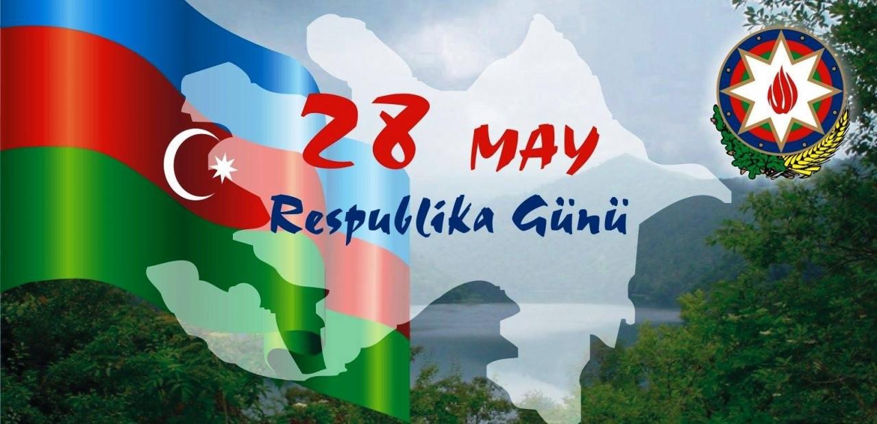 28 May - Azərbaycanda Respublika Günüdür