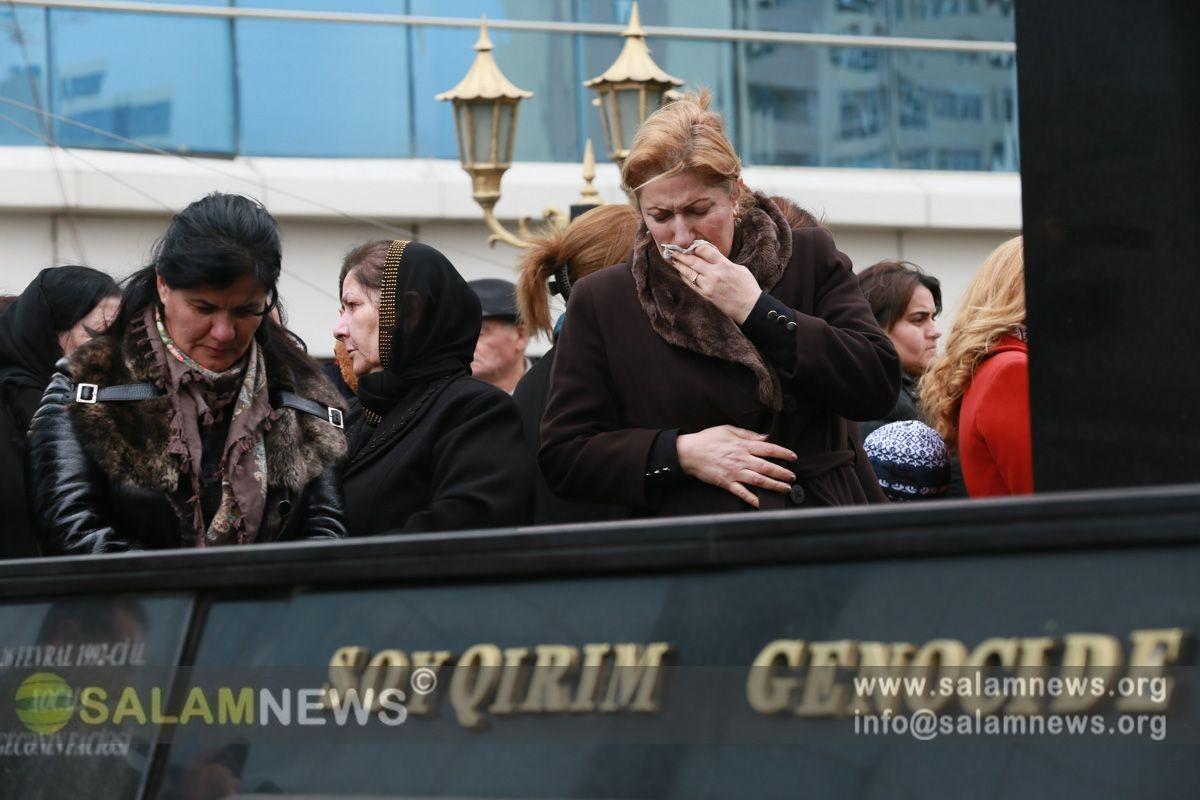 В Азербайджане чтят память жертв Ходжалинского геноцида