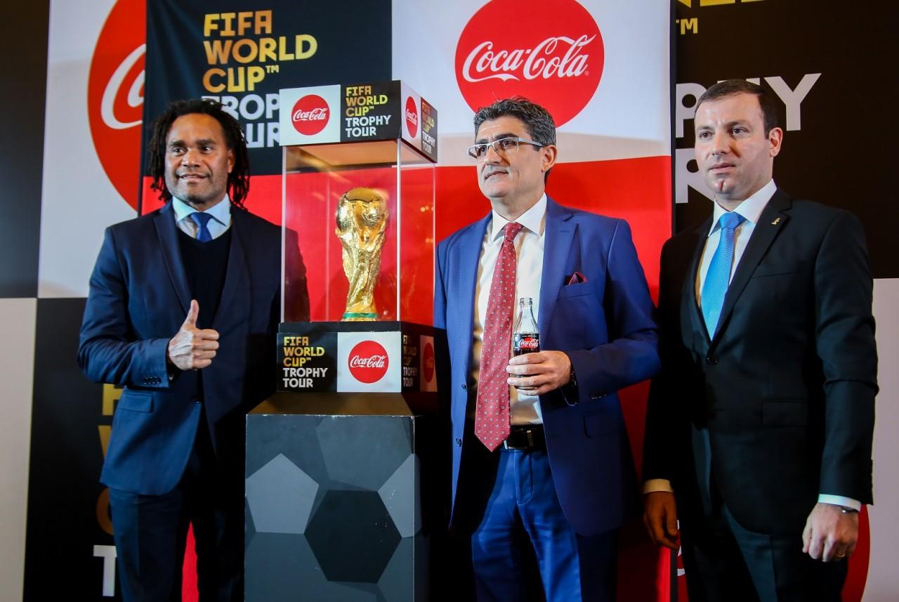 Кристиан Карамбе: Сборная Азербайджана имеет шансы завоевать путевку наочередной чемпионат мира