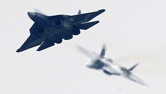 Израильская компания заявляет, что сняла Су-57 вСирии