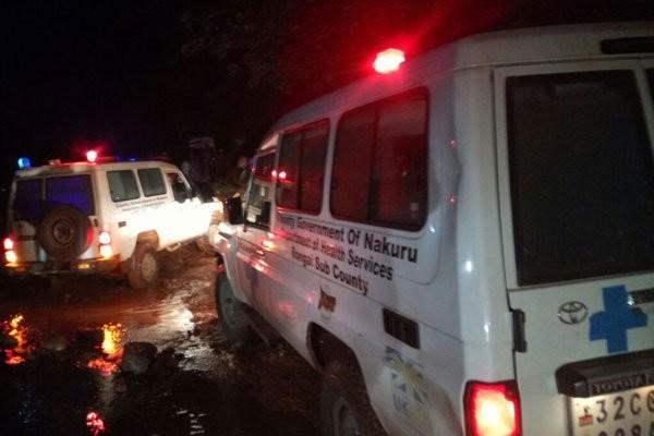 ВКении прорвало плотину: неменее 20 погибших